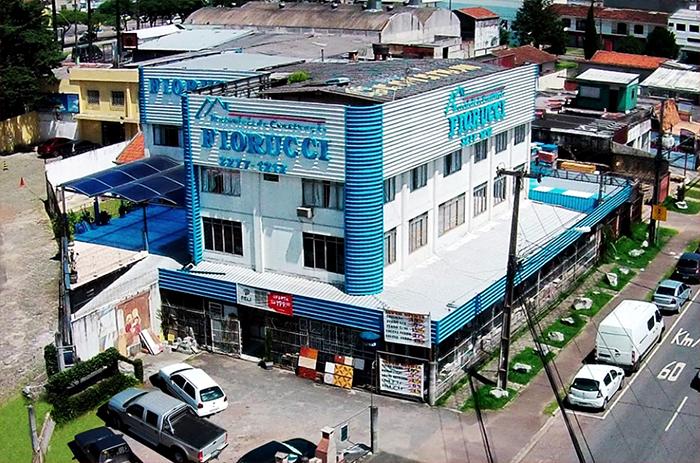 Loja de Materiais de Construção em Curitiba