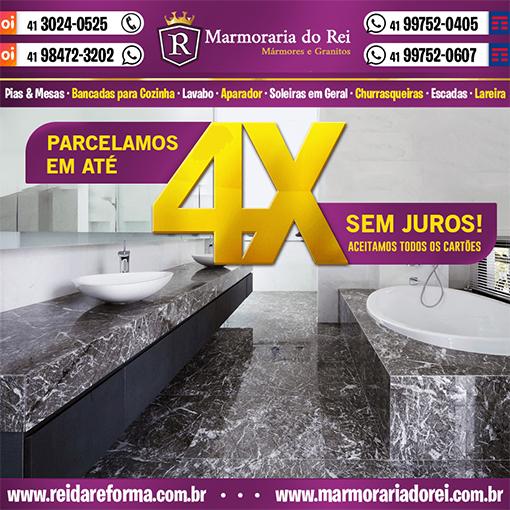 Marmoraria em Curitiba