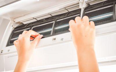 Manutenção de ar condicionado Curitiba