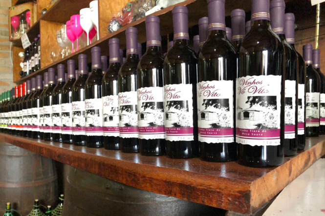 Loja Online de Vinhos Artesanais