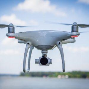 fotografia com drone,